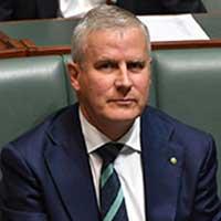 Новый вице-премьер Австралии