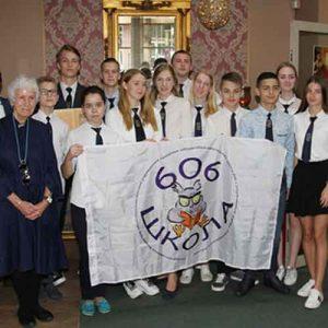 В Австралии путешествуют школьники из Санкт-Петербурга