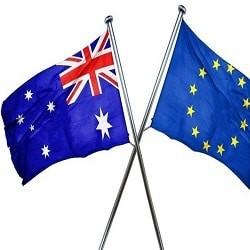 Евросоюз начнет переговоры с Австралией по свободной торговле.