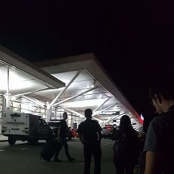 Международный Аэропорт Брисбена эвакуирован