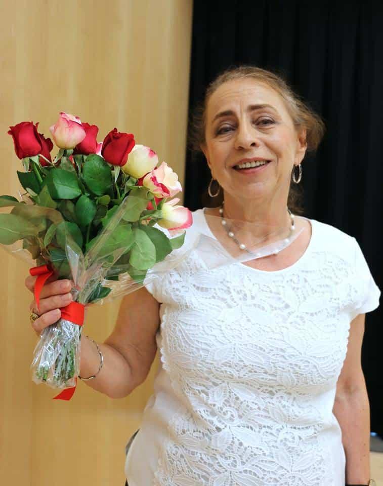 Поэт Анастасия Сойфер
