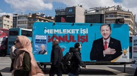 Выборы в Турции и Украине...