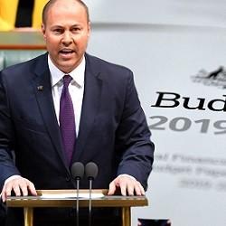 Проект бюджета Австралии