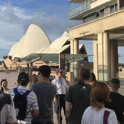 Эвакуировано около 500 человек из Сиднейского оперного театра