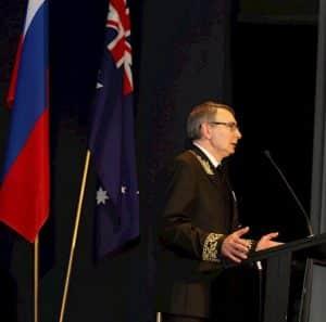Знакомьтесь - новый посол в Австралии