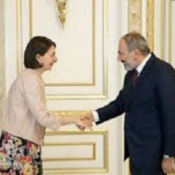 Встреча в Армении