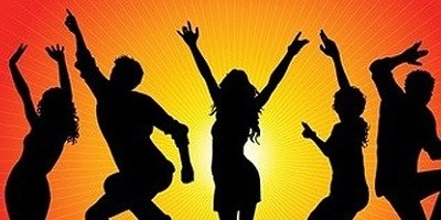 Предновогодние танцы