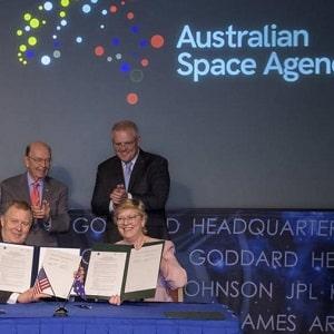 Австралия и программа НАСА
