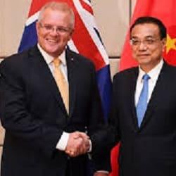 Китай готов работать с Австралией