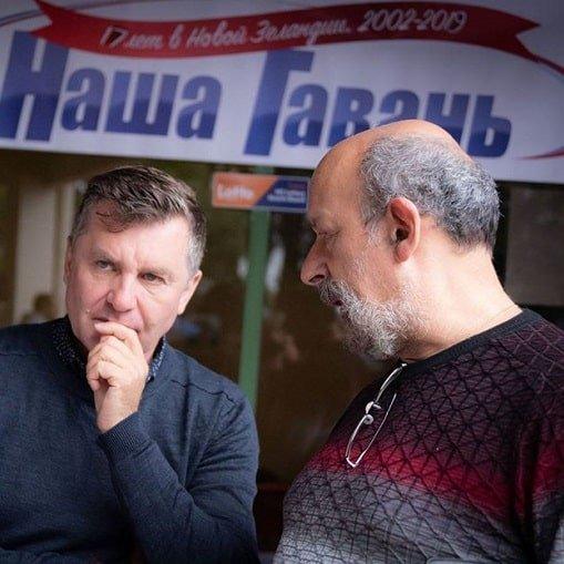 Гость студии Александр Здор