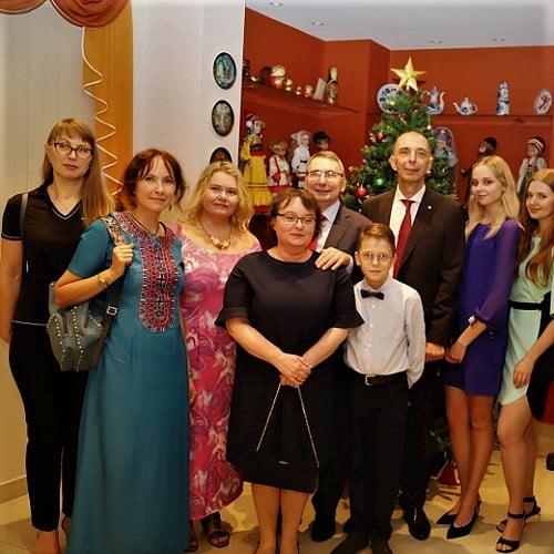 Прием для российских соотечественников
