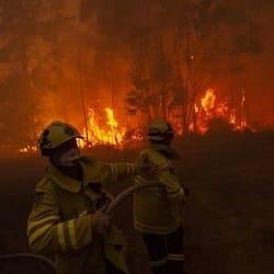 Пожары продолжаются