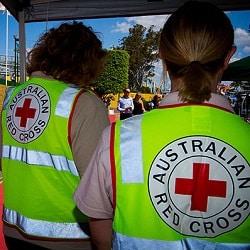 Red Cross и пожертвования