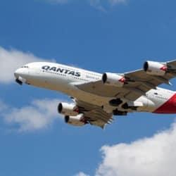 Qantas отменил международные рейсы до конца октября