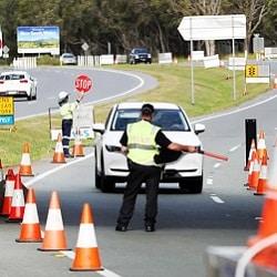 QLD закрывает границу жителям 77 районов Сиднея