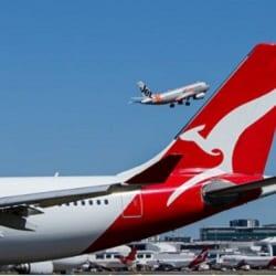 Финансовые результаты Qantas