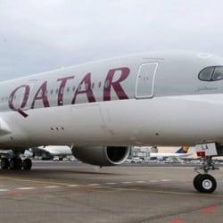 Обыск женщин в аэропорту Дохи