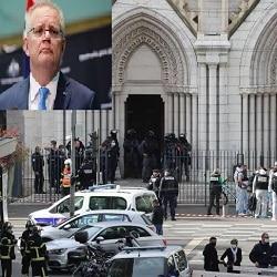 Моррисон осудил теракт во Франции