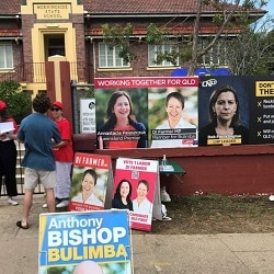 Проигравшие на выборах в Квинсленде