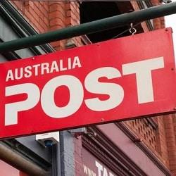 Почта Австралии призывает