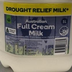 Молоко изъяли с продажи