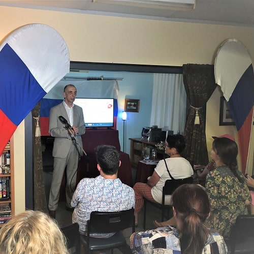 Российский консул ответил на вопросы
