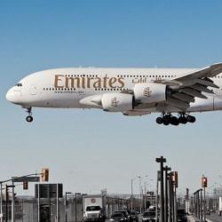 Emirates возобновляют свои полеты