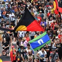 День Австралии или вторжения