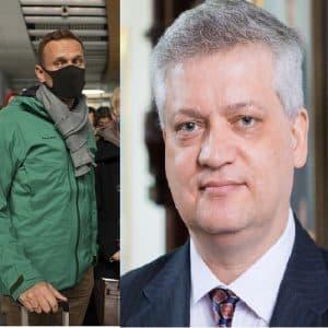 Арест Навального и Дворец Путина