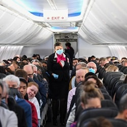 Прививка станет пропуском на самолет