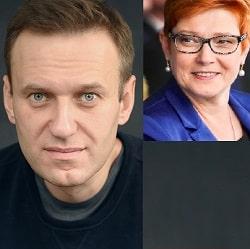 Австралия осудждает приговор Навальному
