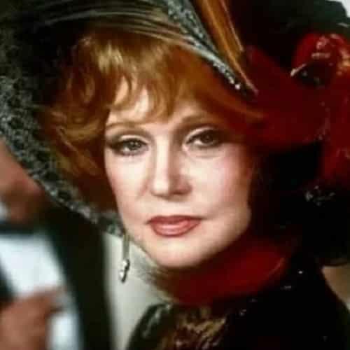 Вспоминая великую актрису