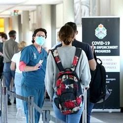 В Брисбане обнаружен российский варианта вируса