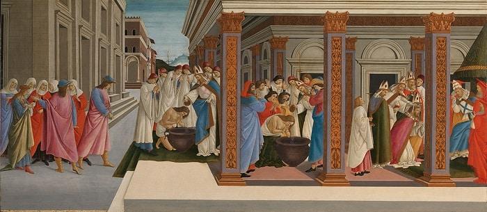 Выставка «Botticelli to Van Gogh»