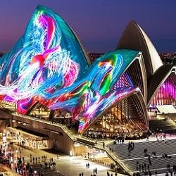 Фестиваль Vivid Sydney перенесен