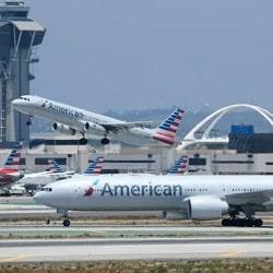 American Airlines прекращает полеты в Сидней