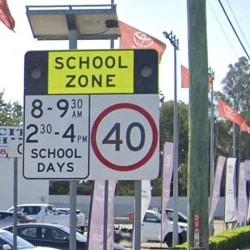 Усилились призывы отменить ограничения скорости в школьных зонах в Большом Сиднее. Здесь школы в основном закрыты с начала июля из-за изоляции.