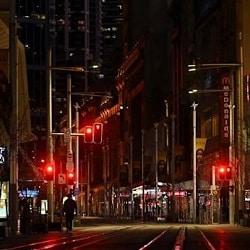 Комендантский час в районах Сиднея,